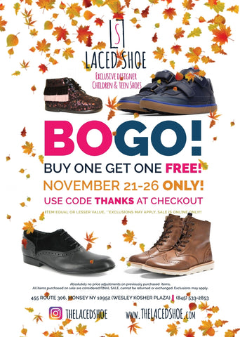 0a0f61be2b6f6 Black Friday BOGO sale starting now! Online only!