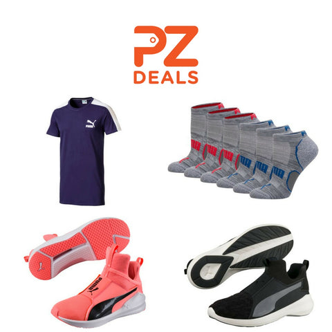 Extra 30% Off Already Discounted Shoes And Clothing From Puma
