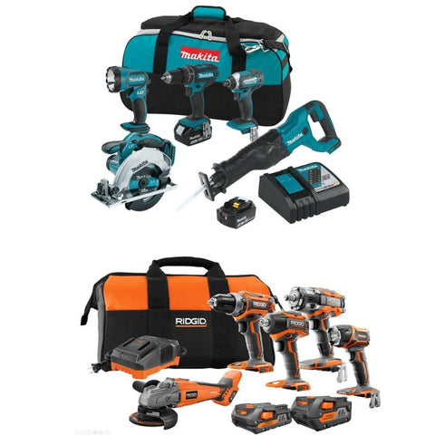 Up to 50% off Select Power Tools and Accessories