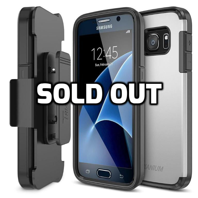 release date: 3979f 39f2c Galaxy S7 Case with Belt Clip and Screen Protector