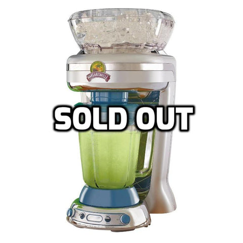 Margaritaville Frozen Concoction Maker with Easy Pour Jar and XL Ice Reservoir