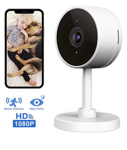 1080p WiFi Home Security Surveillance Camera