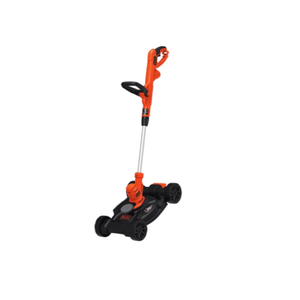Black + Decker Electric Corded Lawn Mower