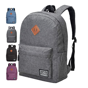 Unisex School Backpack (3 Colors)