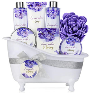 8 Pcs Bath Spa Gift Sets