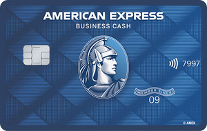 New Blue Business cash Card from American Express
