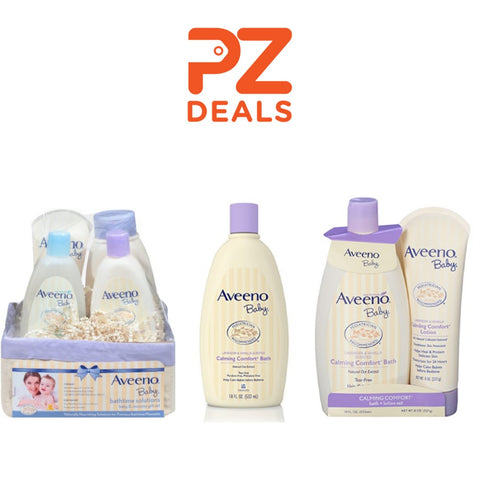 30% Off Select Aveeno Baby Products