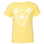 Grateful Dead Dancing Bear Face Toddler T Shirt