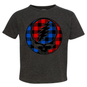 Buffalo Plaid Stealie Toddler T