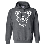 Grateful Dead Dancing Bear Face Unisex Hoodie