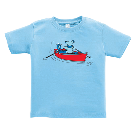 Grateful Dead Terrapin & Bear Dinghy Toddler T