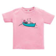 Grateful Dead Terrapin & Bear Dinghy Boys Toddler T