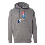 Grateful Dead Rocket Pop Unisex Heavyweight Hoodie