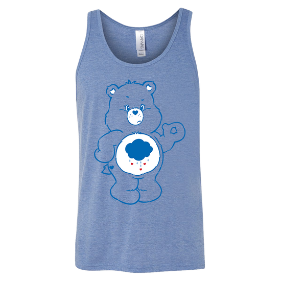 Care Bears Grumpy Bear Unisex Tank