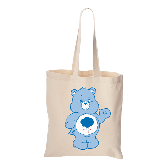 Care Bears Grumpy Bear Canvas Tote Bag
