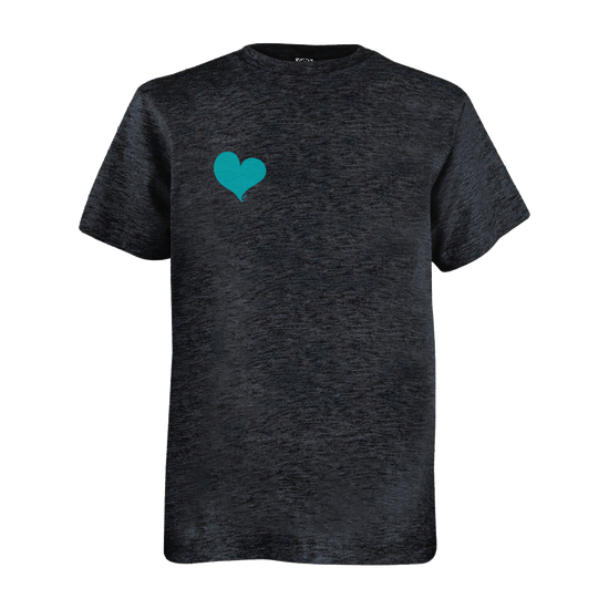 Simple Heart Youth T Shirt