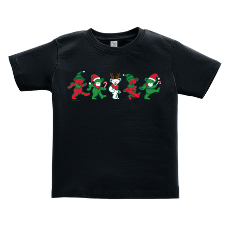 Grateful Dead Jingle Bears Toddler T