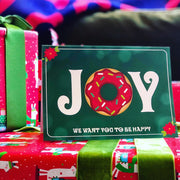 Joy Donuts Greeting Card