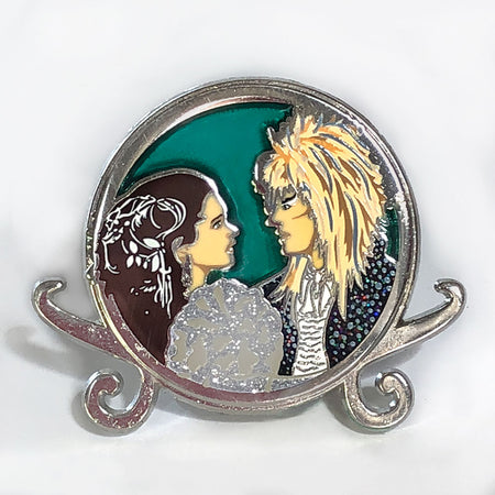 "Jim Henson's Labyrinth Movie ""Sarah & Jareth Dance"" Pin"