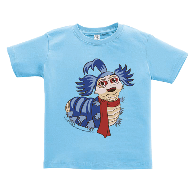 "Jim Henson's Labyrinth Movie ""Ello Worm"" Toddler T"