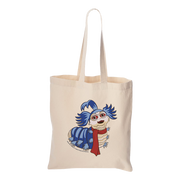 "Jim Henson's Labyrinth Movie ""Ello Worm"" Canvas Tote Bag"