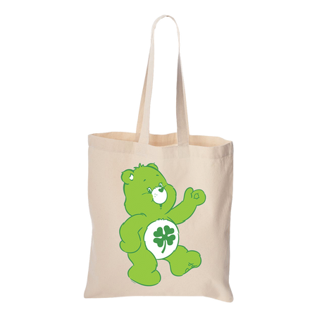 Care Bears Lucky Bear Canvas Tote Bag