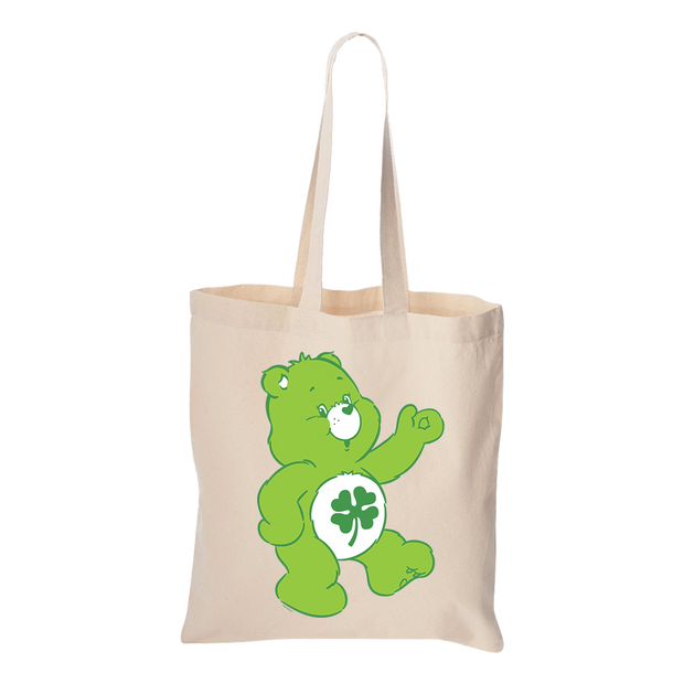 Care Bears Good Luck Bear Canvas Tote Bag