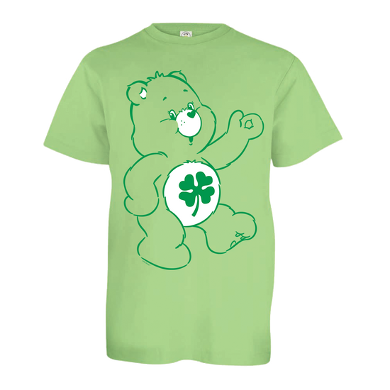 Care Bears Good Luck Bear Youth T