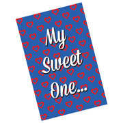 My Sweet One Valentine Card