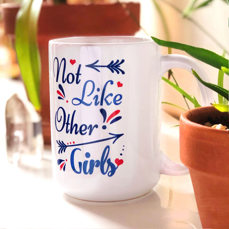 Not Like Other Girls 11oz & 15oz Mug
