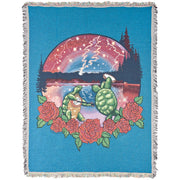 Grateful Dead Terrapin Lake Woven Cotton Blanket