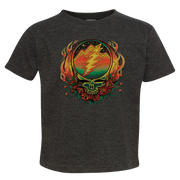 PRE ORDER Grateful Dead Scarlet Fire Stealie Toddler T