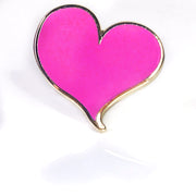 Little Hippie Simple Heart Pins