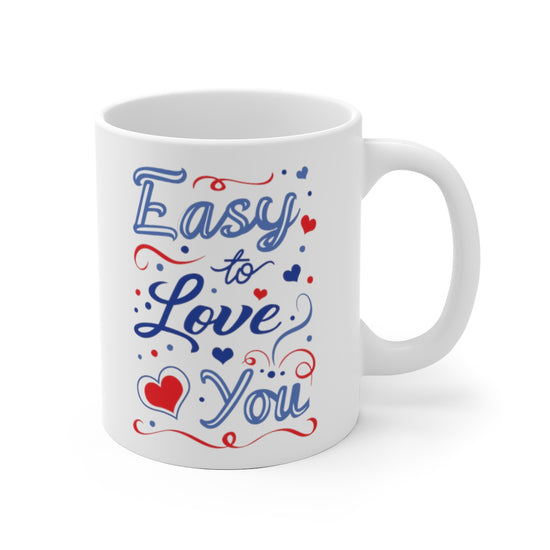 Easy to Love You Grateful Dead 11oz & 15oz Mug