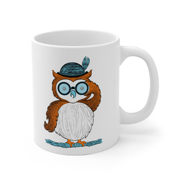 Looking for Owls Mug