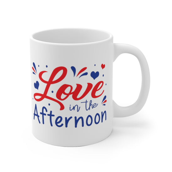 Love in the Afternoon 11oz & 15oz Mug