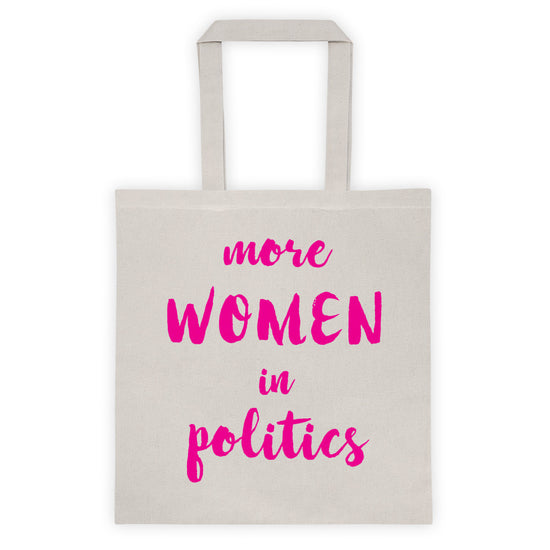 Women are Smarter Canvas Tote Bag
