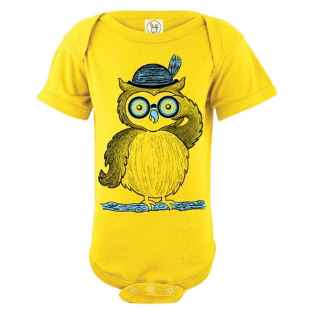 Phish Buffalo Bill Looking for Owls Baby One Piece