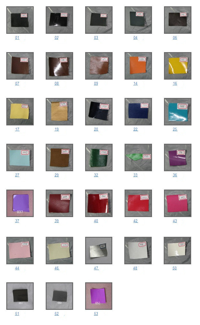 Color Swatches 4