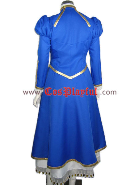 Inspired by Saber Cosplay Costume -Fate Stay Night Cosplay
