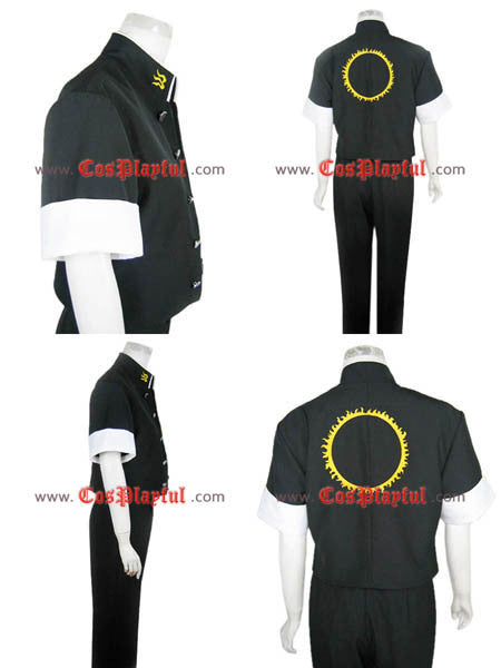 Inspired by Kyo Kusanagi - King of Fighter '97 - Cosplay Costume