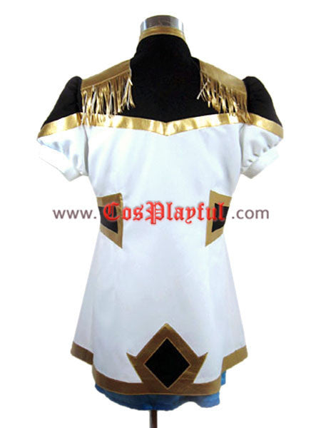 Inspired by Blancmanche Mint Cosplay Costume from Galaxy Angel Cosplay