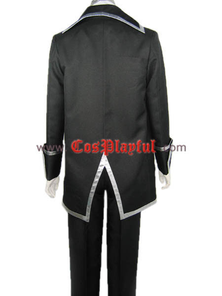 Inspired by Gintama Silver Soul Cosplay Costume
