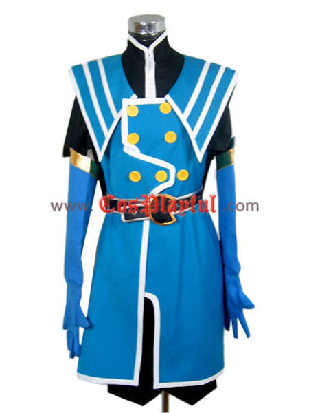 Inspired by Tales of the Abyss Jade Curtiss Cosplay Costume