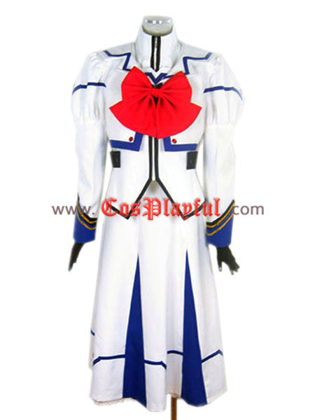 Inspired by Nanoha Takamachi Uniform Cosplay