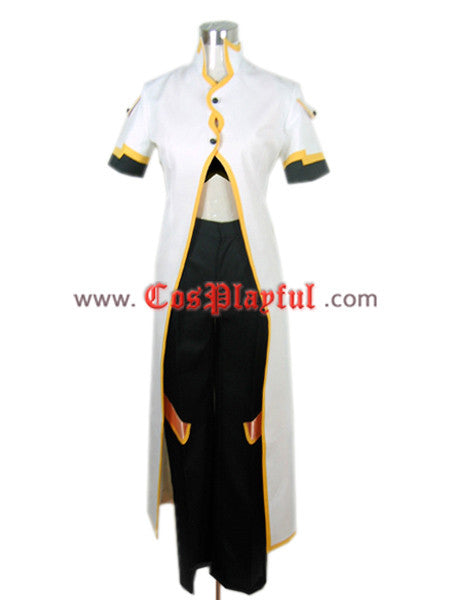 Inspired by Tales of the Abyss Luke fon Fabre Cosplay Costume