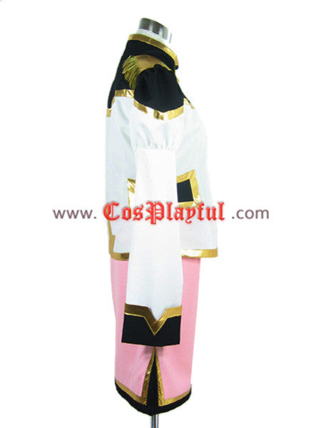 Inspired by Milfeulle Sakuraba Cosplay Uniform Costume from Galaxy Angel Cosplay