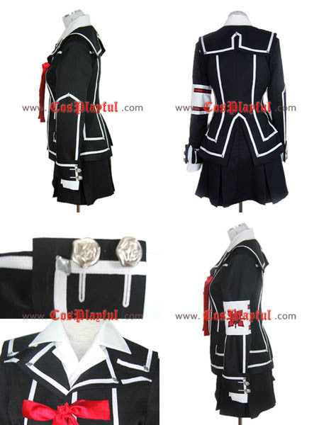 Inspired by Day Class Female Uniform Vampire Knight Cosplay