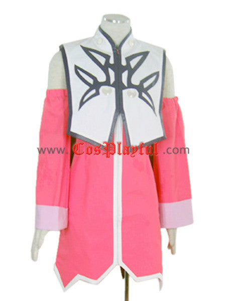 Inspired by Tales of the Abyss Anise Tatlin Cosplay Costume