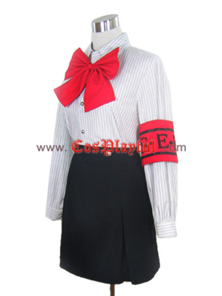 Inspired by Mitsuru Kirijyo Girl Cosplay Uniform